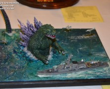 Wonderfest 2014: Kaiju, Kongs, Dinosaurs, and other Giants!