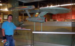 And now a little good news:  Details on the Enterprise restoration