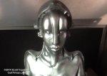Scott Copeland's Metropolis bust