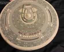 Trent Bennett's USS Drexler