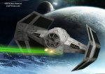Gary Salerno's Darth Vader's TIE Fighter
