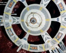 Gerard Gillan's Deep Space Nine