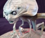 Gino Dykstra's War of the Worlds Alien