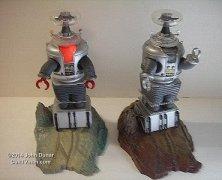 John Dunar's LIS Robots updated