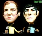 Paul Sibbald's Trek figures