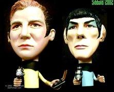 Paul Sibbald's Trek figures
