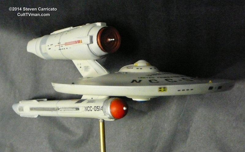 Atlanta Classic Cars >> Steven Carricato's USS Kelvin – CultTVman's Fantastic Modeling