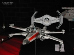 Phil Giunta's X Wing and TIE Fighter