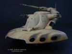 Rolando Gutierrez's Trade Federation Tank