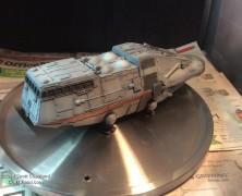 Scott Copeland's Battlestar Galactica Shuttle