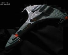 J. Grey's Klingon N'klaa