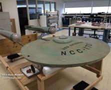 Ross Waddell's Enterprise Studio Model photos 2015