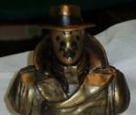 Tommy Allison's Rorschach Bust