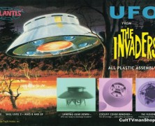Invaders UFO coming from Atlantis
