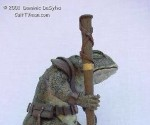 Dominic DaSylva's Battle Toad