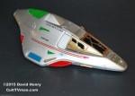 David Henry's Delta Flyer models