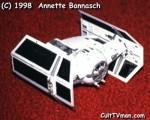 Annette Bannasch's TIE Fighters
