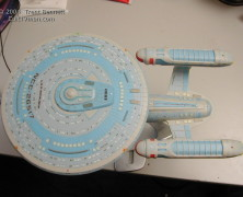 Trent Bennett's USS Excalibur