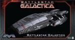 Battlestar Galactica kits from Moebius in the CultTVman Hobbyshop