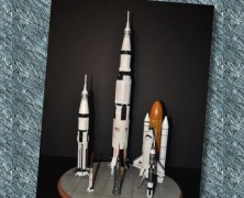 Bob Koenn's Man In Space collection