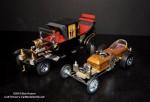 Bob Koenn's Munster Cars