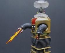 Gary Salerno's Robot