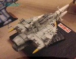 Mario Grima's Comet Empire Missile ship-cruiser