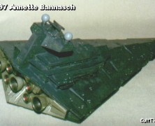 Annette Bannasch's Star Destroyer