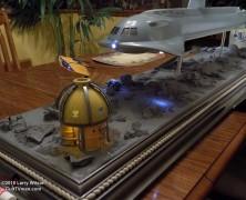 Larry Wilson's Seaview diorama