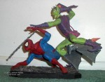William Mattes' Spiderman and Green Goblin