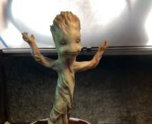 Scott Copeland's Dancing Groot