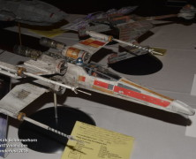 Wonderfest 2015: Star Wars Models