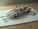 Mitch Leslie's Speed Racer Mach 5