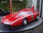 Pete Hutton's Spectrum Patrol Car