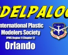 Modelpalooza!  IPMS Orlando show this weekend!