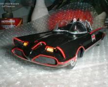 Steve McGovern's Phantom Models Batmobile