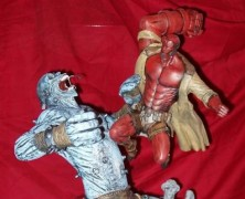 Tommy Allison's Hellboy