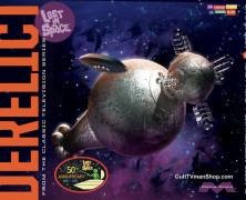 Sneak Peak:  Lost in Space Derelict box art from Moebius