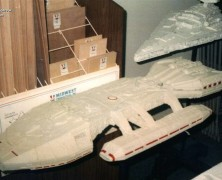 Chuck Anderson's Battlestar Galactica