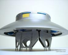 Earl Atkins' Invaders UFO