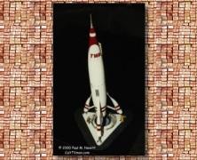 Paul Newitt's TWA Moonliner