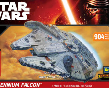 More Revell Star Wars Kits!