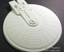 USS Excelsior Update from Round 2