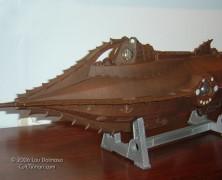 Lou Dalmaso's Nautilus