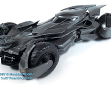 Sneak Peak: Batman vs. Superman Batmobile from Moebius