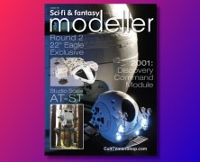 Sneak Peak:  Sci-Fi & Fantasy Modeller vol. 40