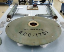 Enterprise Restoration Update from the Air and Space Museum