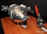 Bob Koenn's Mercury, Gemini, and Apollo capsules