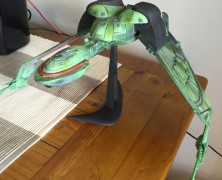 Matt Buchtmann's Klingon Bird of Prey