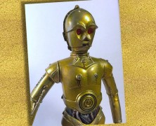 On The Bench 282: Scott Beckmann's C-3PO
